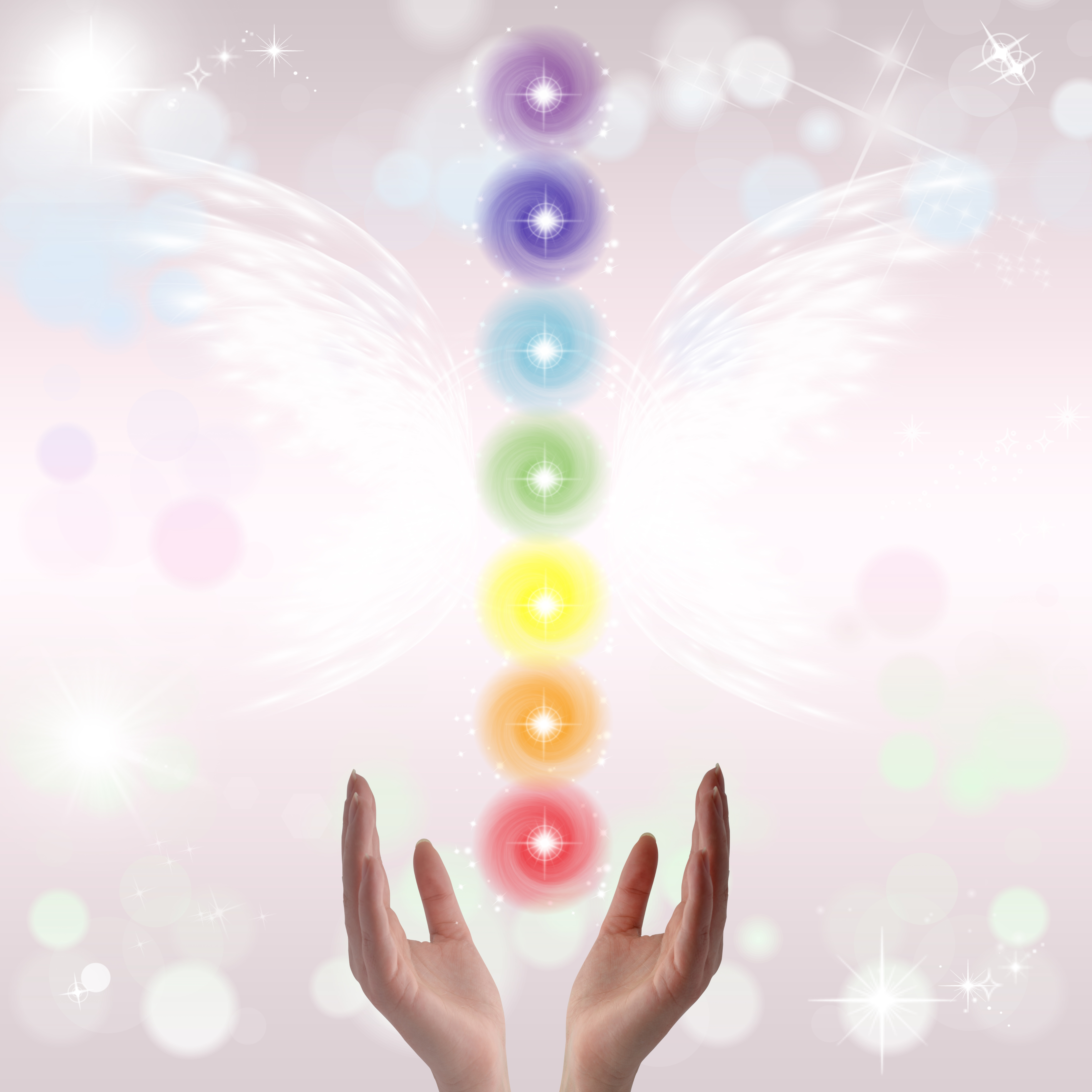 Healing Hands - The Seven Chakras